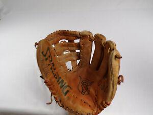 Vintage Carl Yastrzemski Baseball Glove 42-5375 RHT Advisory Staff Spalding