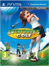 Everybody's Golf (PSVita)