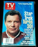 TV Guide Star Trek Turns 30! Issue #1 William Shatner NEW FREE S/H NJ Edition