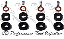 Fuel Injector Service Repair Kit Seals Filters O-rings TURBO 4G36T DSM CSKDO14