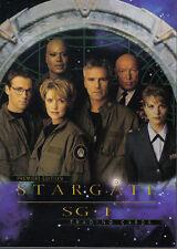STARGATE SEASON 1-3 PROMOTIONAL CARD P1