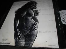 """Sonic Youth Halloween Flower EP 1986 Homestead OOP 12"""" vinyl orig"""