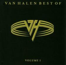 VAN HALEN - BEST OF VOLUME 1 CD ~ DAVID LEE ROTH 80's GREATEST HITS ONE *NEW*