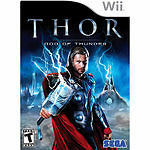 Thor: God of Thunder (Nintendo Wii, 2011)