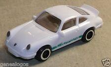 RARE MPG FERRERO HO 1/87 PORSCHE 911 CARRERA RS BLANCHE NEUF