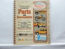 1976 JC Whitney & Co Automotive Parts & Accessories Book Catalog No 348C B9006