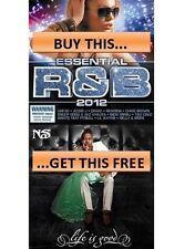 ESSENTIAL R&B 2012 Feat Drake, Rihanna, Nicki Minaj + NAS Life Is Good 3CD NEW