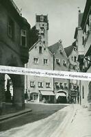 Füssen : Die Lechhalde - um 1925          V 13-1