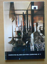 Vintage 1958 The Corning Glass Center Book