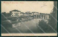 Treviso Motta di Livenza cartolina VK0881
