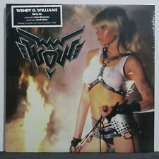 WENDY O WILLIAMS 'W.O.W.' Vinyl LP (Plasmatics) NEW/SEALED