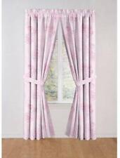 """Barbie Rose Garden Window Panels  63"""""""