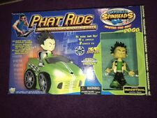 NEW in Box - PHAT RIDE POGO, Industrial Rhythm Track, Audio Amplifier w/Lights