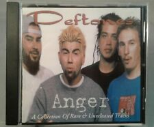 Deftones Anger CD - Rare And Unreleased Tracks 2000