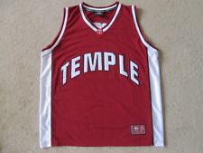 Temple Owls NCAA Swingman Sewn #14 Basketball Jersey Shirt -  Mens X Large XL