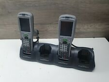 2 x HONEYWELL DOLPHIN 9950 BARCODE SCANNERS PDS MOBILE COMPUTER Windows