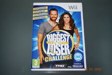 The Biggest Loser Challenge Nintendo Wii UK PAL **FREE UK POSTAGE**