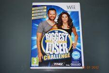 The Biggest Loser Challenge Nintendo Wii UK PAL **FREE UK POSTAGE**