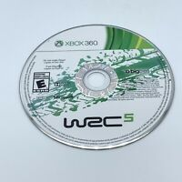 WRC 5 (Microsoft Xbox 360, 2015) Disc Only
