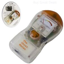 Ghost Meter Emf Sensor Paranormal Hunting Haunted Detector Equipment Led Lights