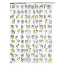 Habitat Nouveauté Rideau de douche-Topsy-éléphants douche curtian Entièrement neuf sous emballage