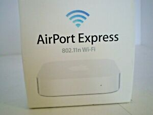 Apple A1392 AirPort Express Base 4-Port Router - MC414AM/A