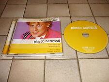 *PLASTIC BERTRAND CD EU L'ESSENTIEL J.ALANSKI