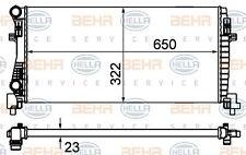 8MK 376 901-404 Hella Kühler Motorkühlung