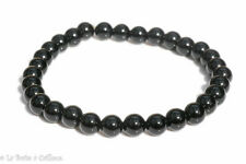 Bracelet onyx noir (boules 5-6mm)