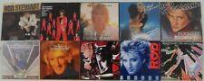 10x Vinyl LP Bundle Sammlung Rod Stewart: Every Picture.../Camouflage / ...