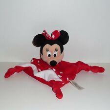 Doudou Souris Disney - Minnie - Rouge Blanc