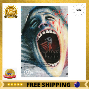 Pink Floyd: The Wall DVD NEW (Region 4 Australia)