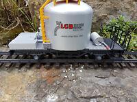 LGB 43250 RS Mohrenkopf 2 Achs Silowagen MOB Jahrestreffen LGB Freunde 2000  🚂