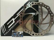 Disco Freno Rotor Dispositivo de Poscombustión Bici MTB D.160MM FSA Acero Inox