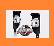 NEW 05-07 FORD SUPER DUTY FRONT OEM CLEAR FOG LIGHT SET OF ( 2 ) F250 F350 BULBS