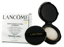 LANCOME TEINT IDOLE ULTRA CUSHION REFILL 01 PURE PORCELAINE £14.49 FREE POST !!!