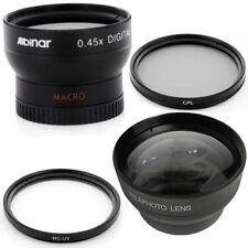 Objetivos y filtros para cámaras