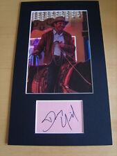 Dennis Quaid Genuine signed authentic autograph - UACC / AFTAL