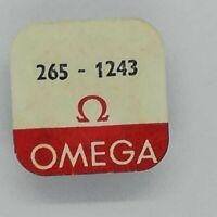 Omega 265 1243  second wheel ruota secondi Fits cal 265, 266, 267, 268, 269