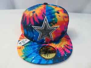 New Era 2020 Men's NFL Dallas Cowboys Crucial Catch Hat Cap 59FIFTY Size 7 1/4