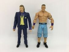 "WWE JOHN CENA With MANAGER 6"" Figure Lot 2010 Mattel"