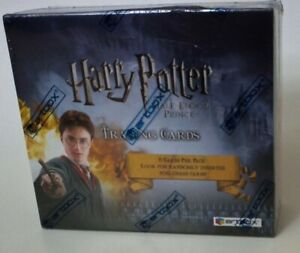 HARRY POTTER & THE HALF-BLOOD PRINCE TRADING CARD BOX  ~ ARTBOX SEALED