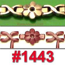 # 1443 50 WAX PATTERNS TENNIS BRACELET JEWELRY  CASTING Rubber Molds VULCANIZER