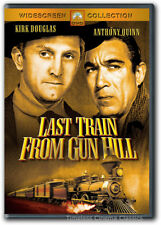 Last Train from Gun Hill DVD New Kirk Douglas, Anthony Quinn, Carolyn Jones