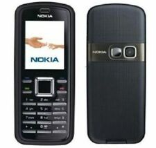 SIMPLE NOKIA 6080 CHEAP MOBILE PHONE - UNLOCKED WITH A NEW CHARGER AND WARRANTY.