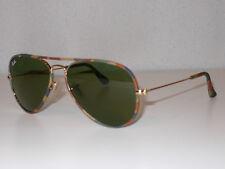 OCCHIALI DA SOLE NUOVI New Sunglasses RAYBAN 3025 Full Color Outlet -40% UNISEX