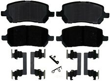 Disc Brake Pad Set-Ceramic Disc Brake Pad Front ACDelco Pro Brakes 17D956CH