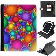 Custodie e copritastiera Universale in pelle per tablet ed eBook