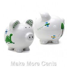 Child to Cherish Dinosuar Piggy Bank - FREE SHIPPING
