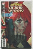 Infinity Countdown-Black Widow #1 NM   Marvel Comics CBX20